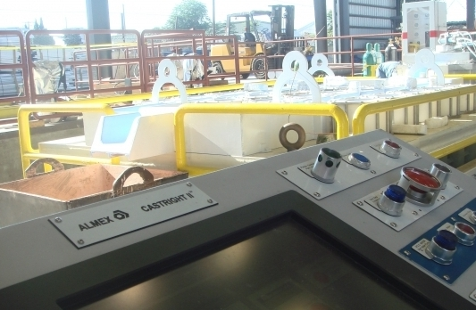 Almex CASTRIGHT II Automation System